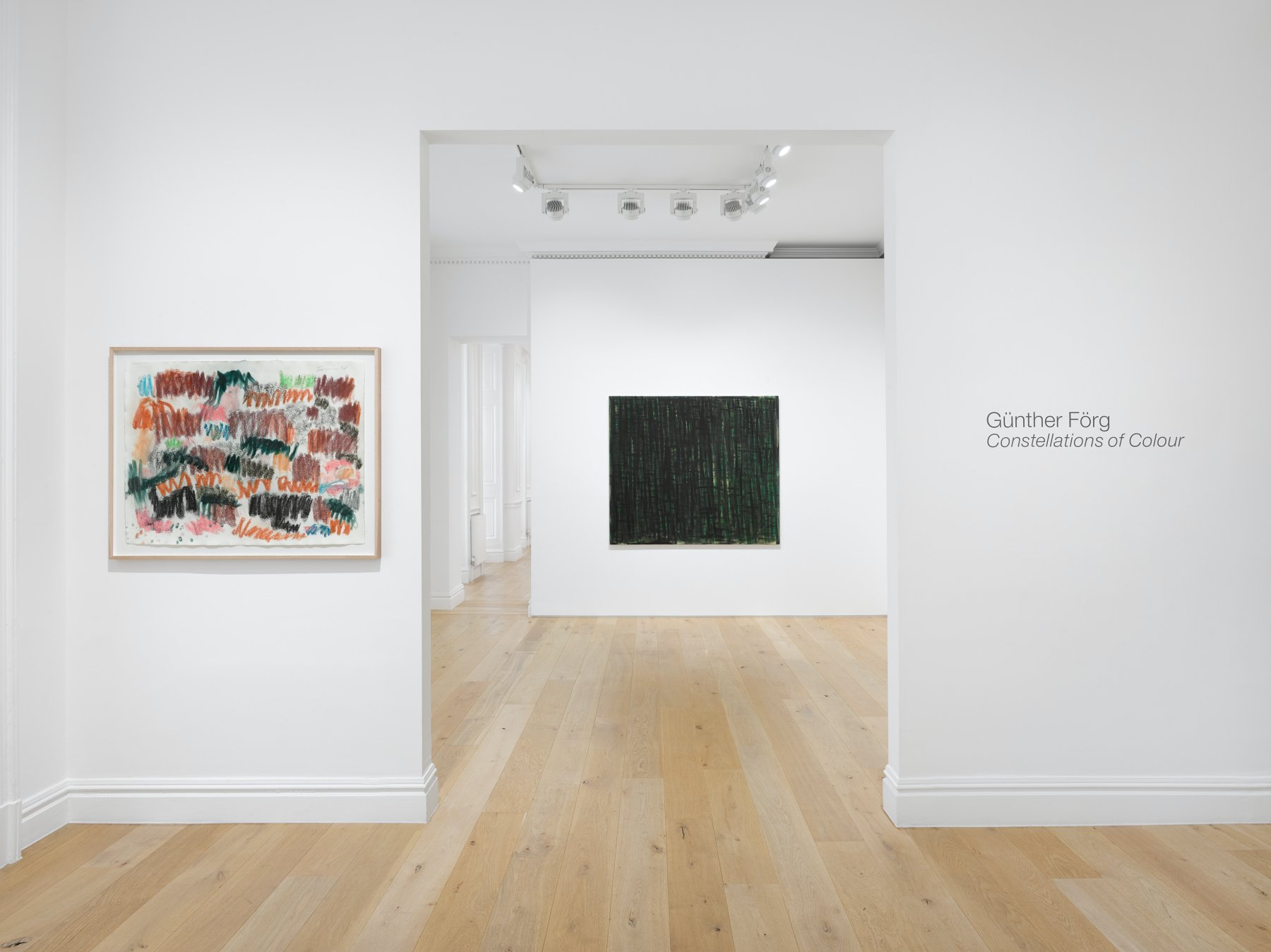 Galerie Max Hetzler Gunther Forg 1