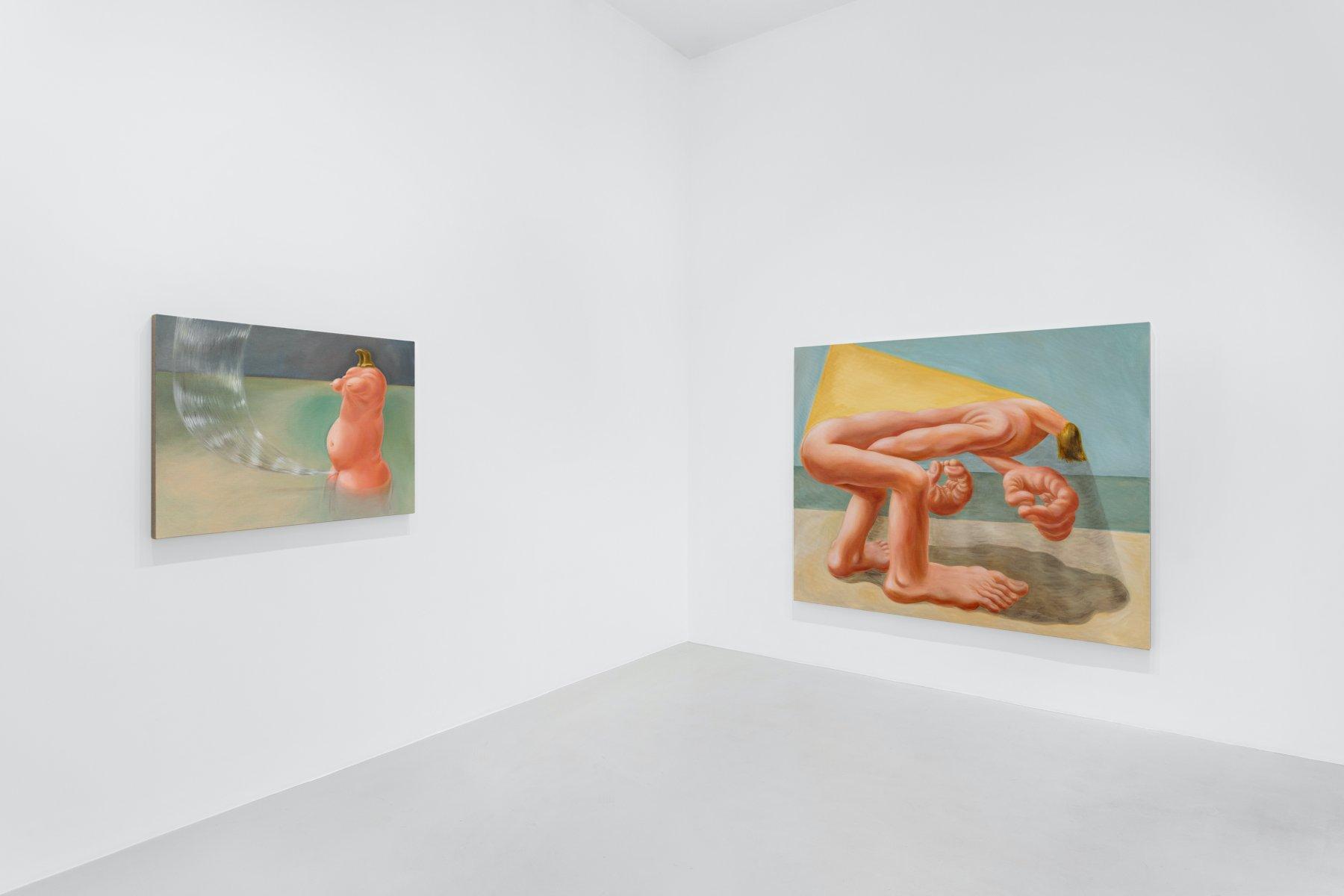 Galerie Max Hetzler Paris Louise Bonnet 1
