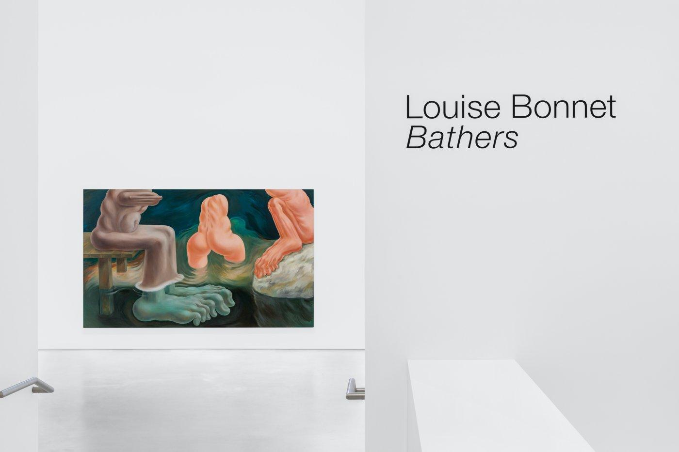 Galerie Max Hetzler Paris Louise Bonnet 3