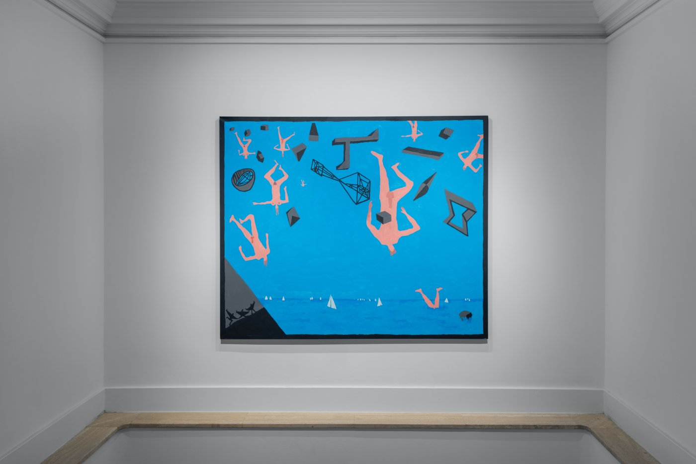 Gazelli Art House Derek Boshier 2