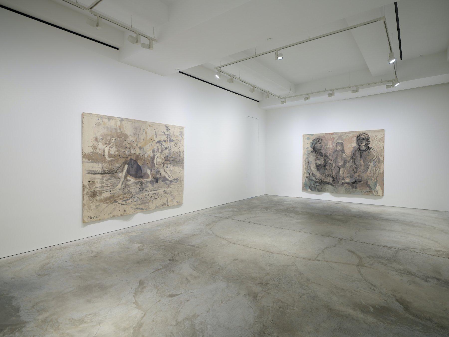 Hauser Wirth Hong Kong Henry Moore 1
