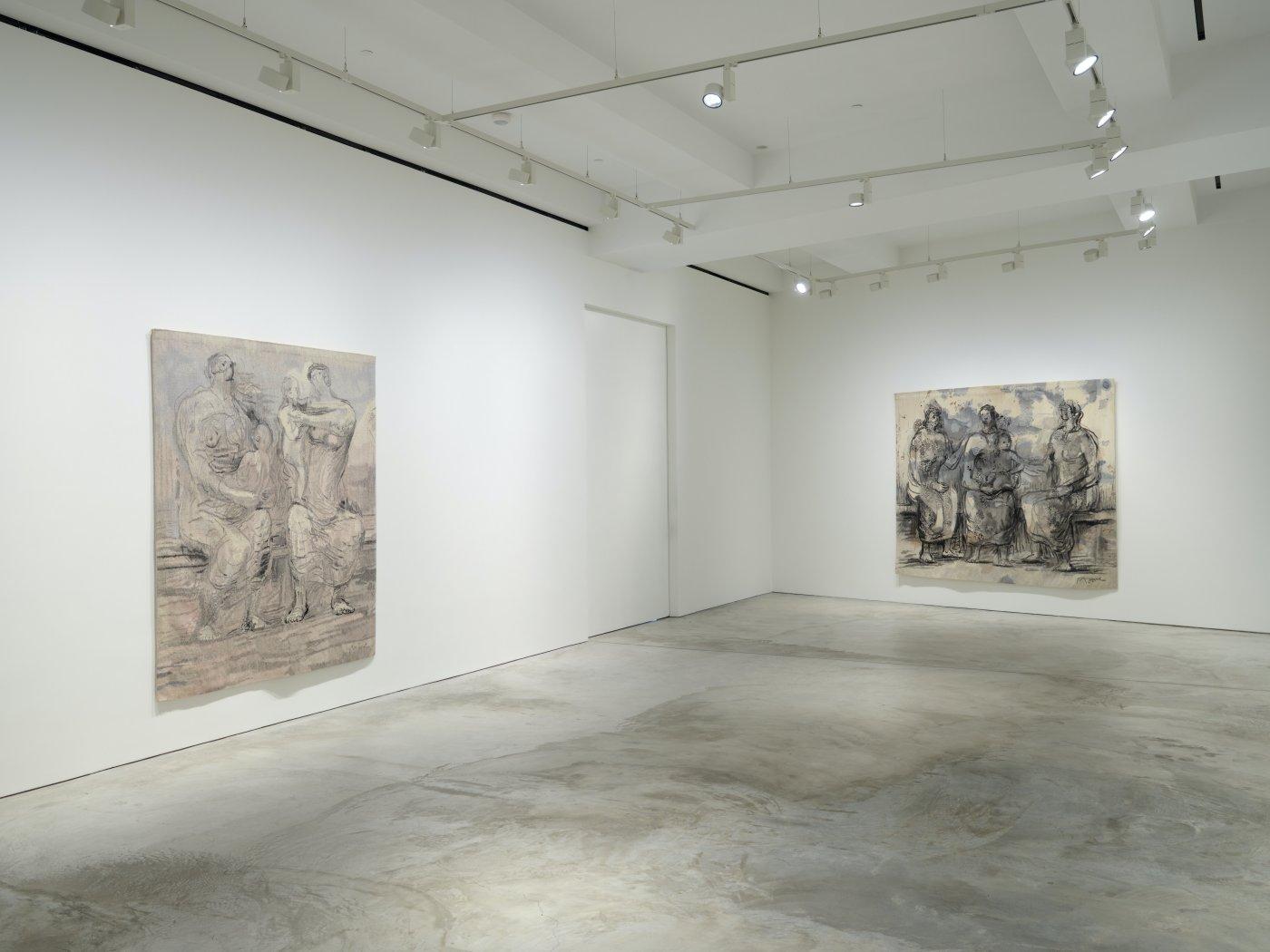 Hauser Wirth Hong Kong Henry Moore 3
