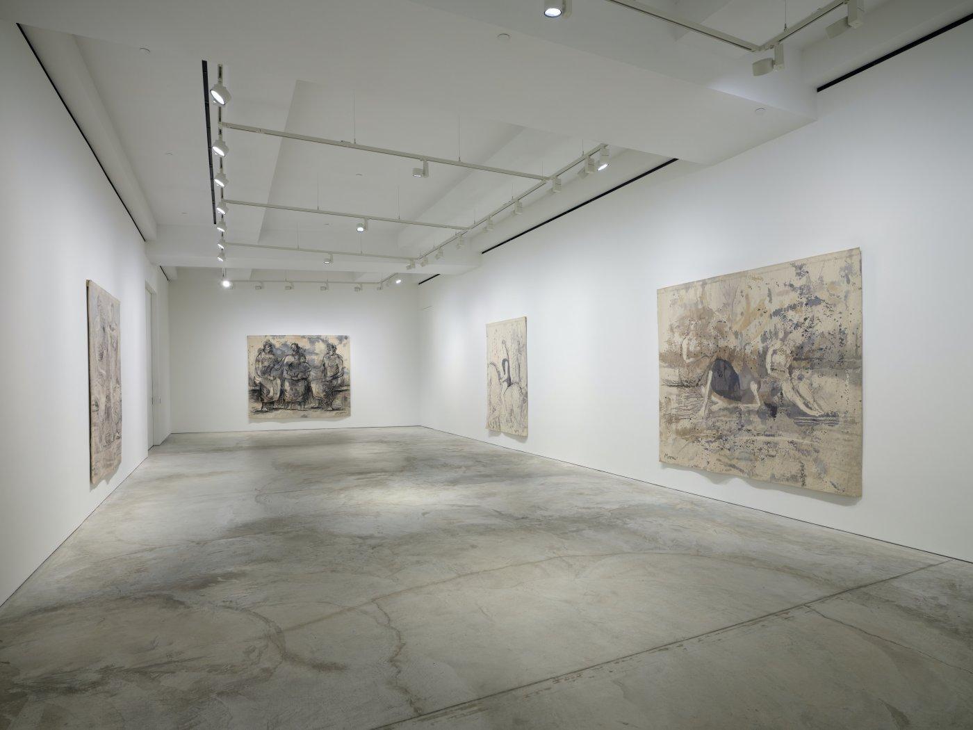 Hauser Wirth Hong Kong Henry Moore 6