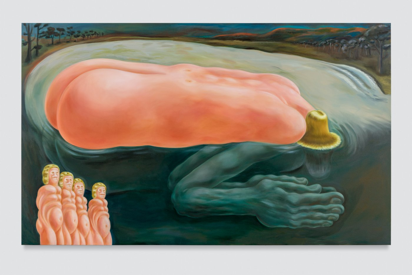 Floating Gorgon