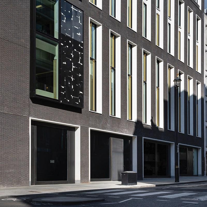 Pace Live - Torkwase Dyson: Liquid a Place @Pace, London, London  - GalleriesNow.net