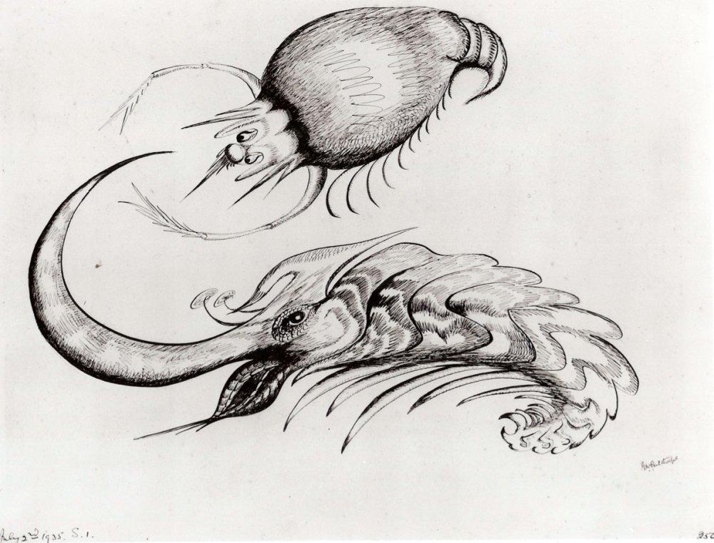 Crustacean Caress