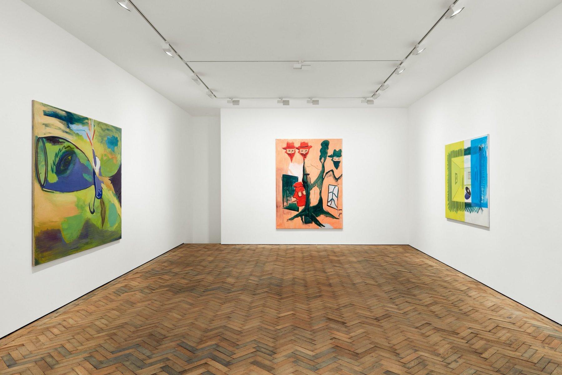 Rene Daniels Modern Art