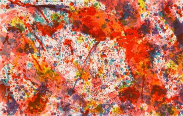 Sam Francis Prints. California Cool @Bonhams, Los Angeles  - GalleriesNow.net