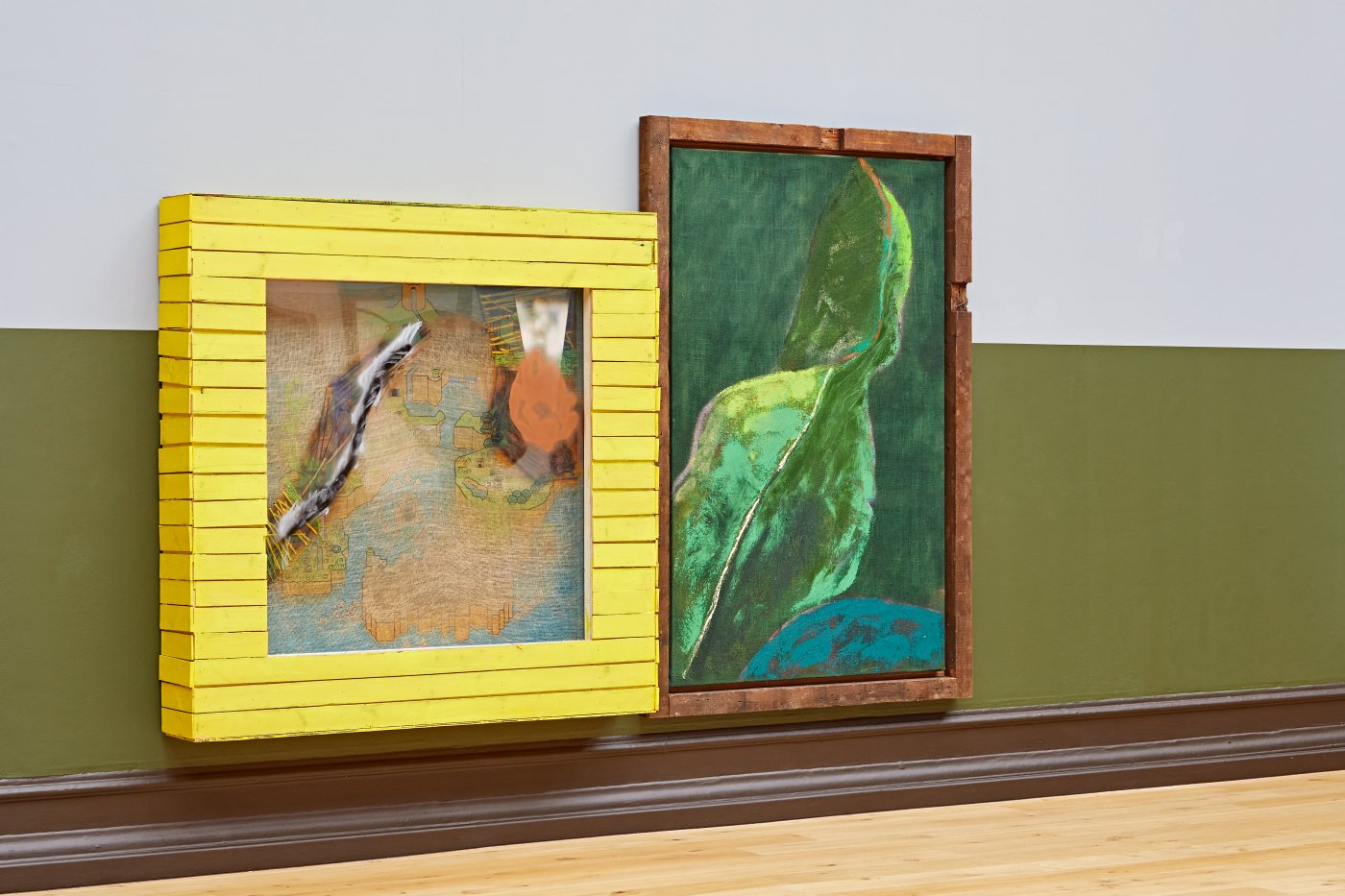 South London Gallery Alvaro Barrington 2