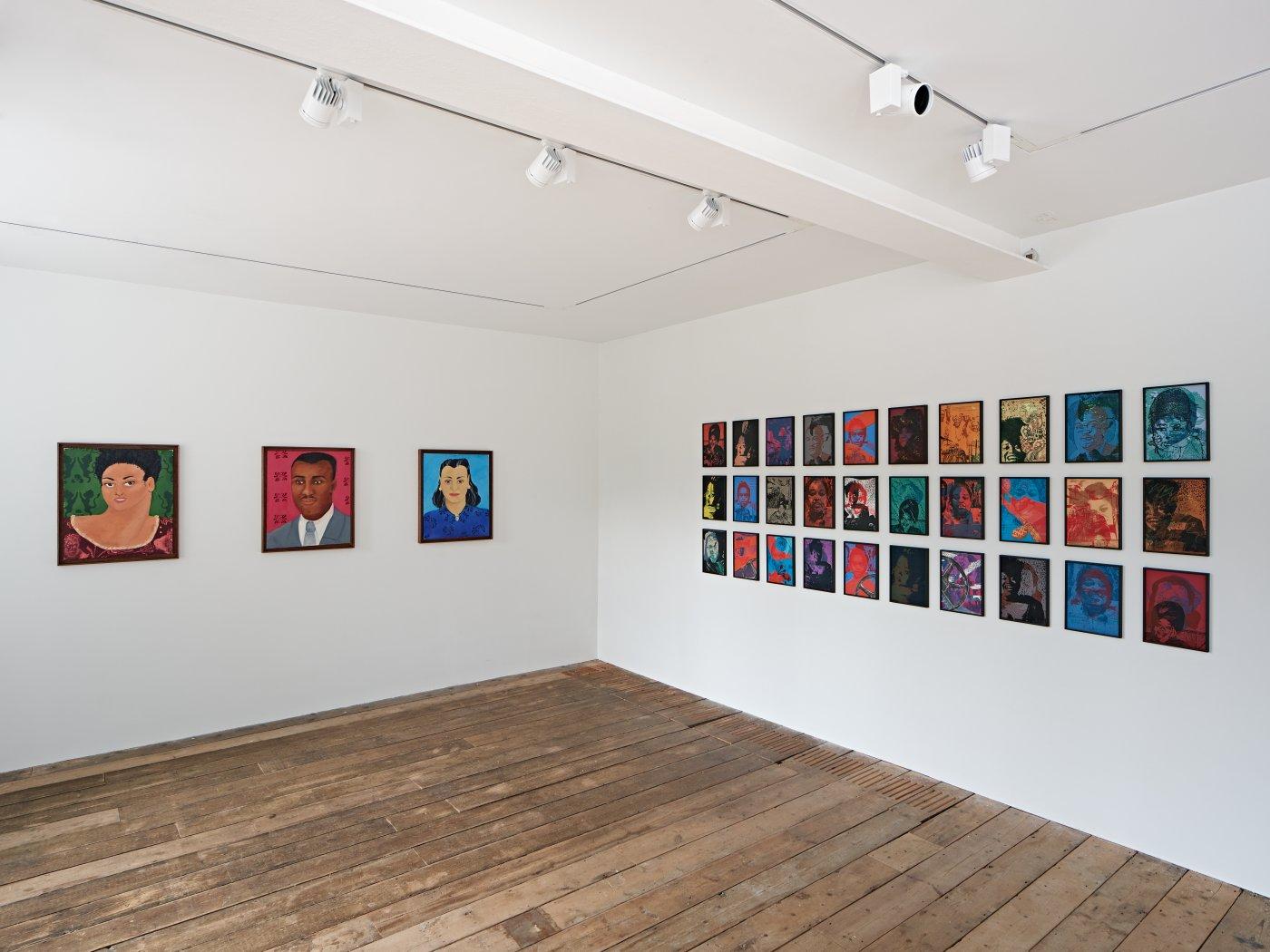 South London Gallery Rita Keegan 4