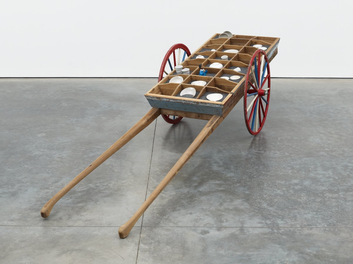 Rickshaw for Fossilized Soul Wares