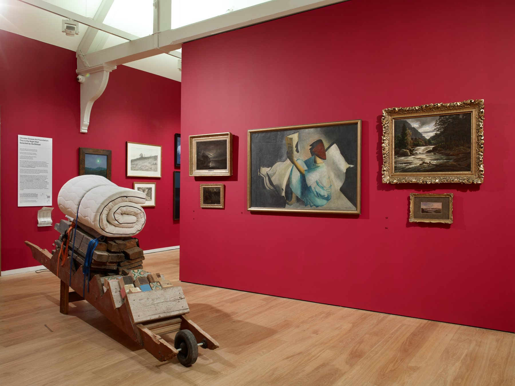 Whitechapel Gallery Christen Sveaas Art Collection 1