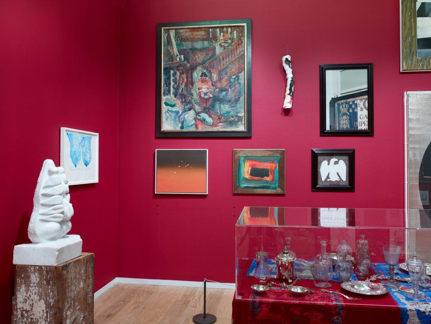 Whitechapel Gallery Christen Sveaas Art Collection 11