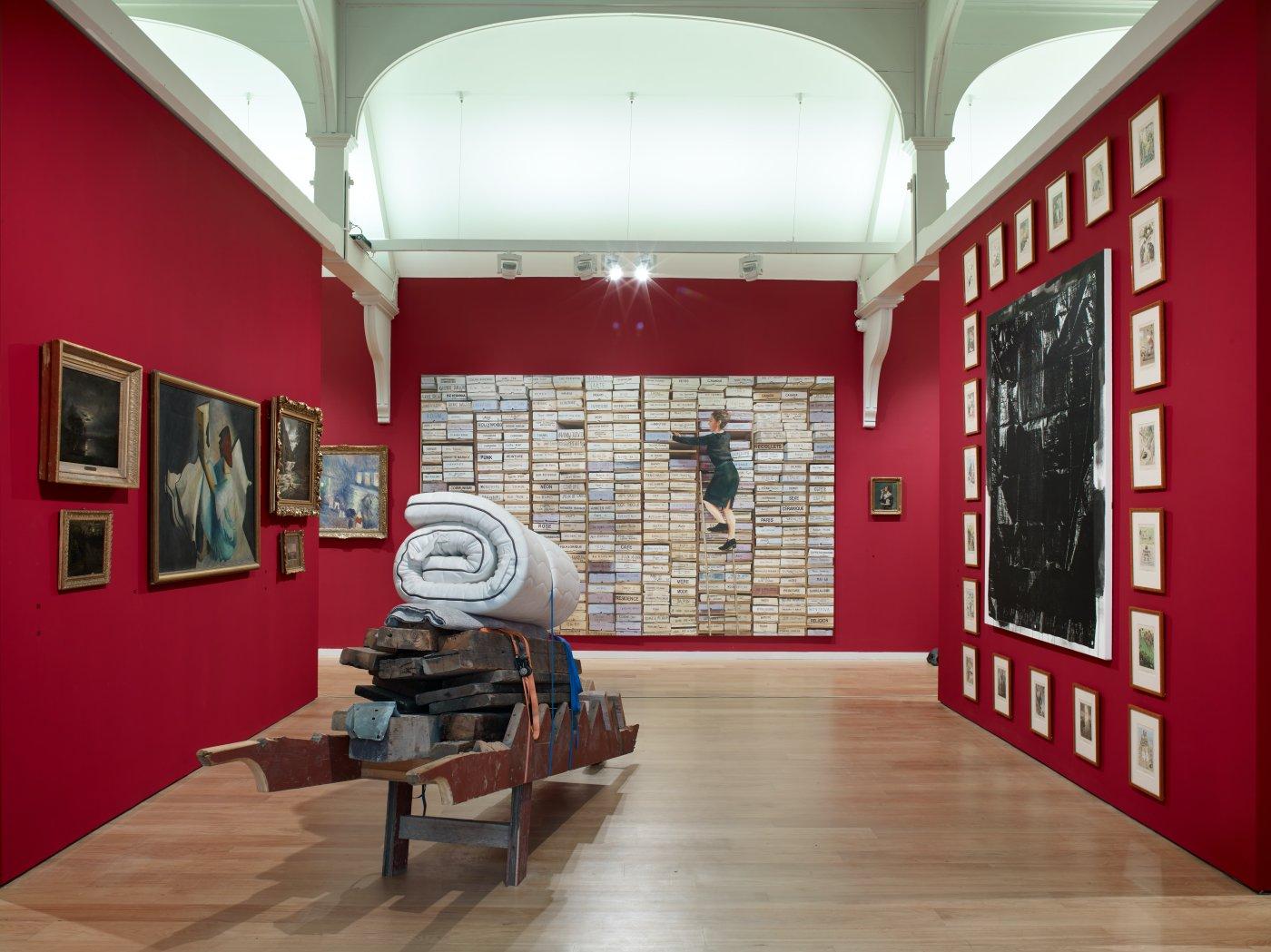 Whitechapel Gallery Christen Sveaas Art Collection 2