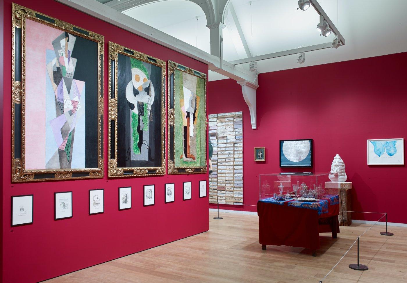 Whitechapel Gallery Christen Sveaas Art Collection 4