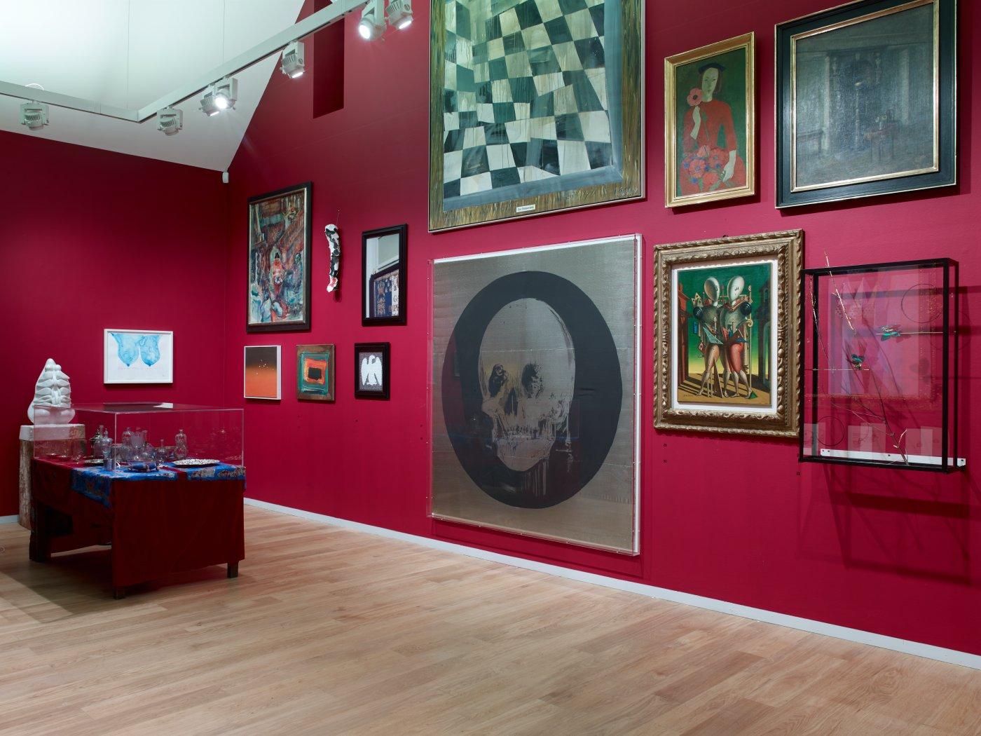 Whitechapel Gallery Christen Sveaas Art Collection 5