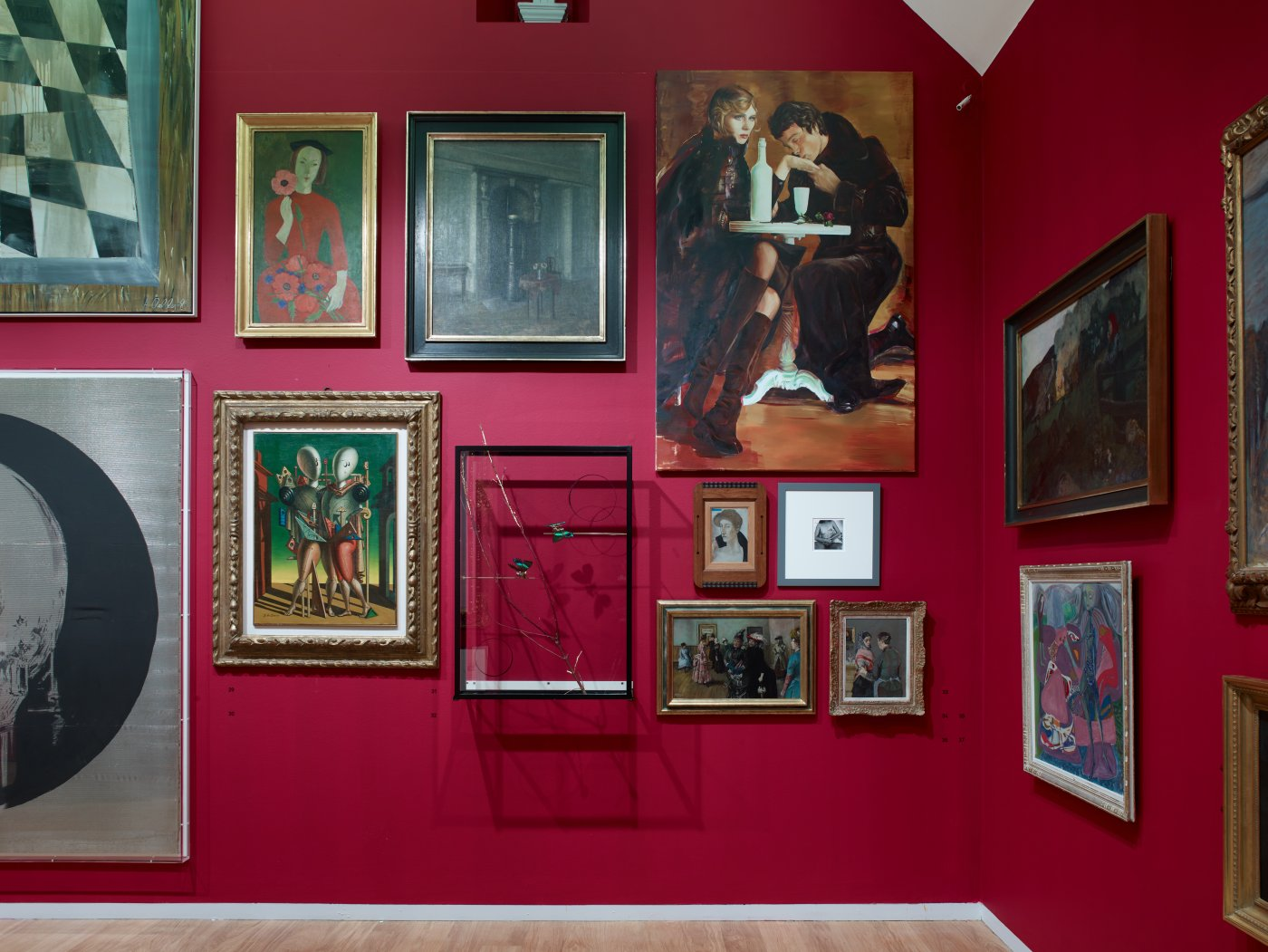Whitechapel Gallery Christen Sveaas Art Collection 6