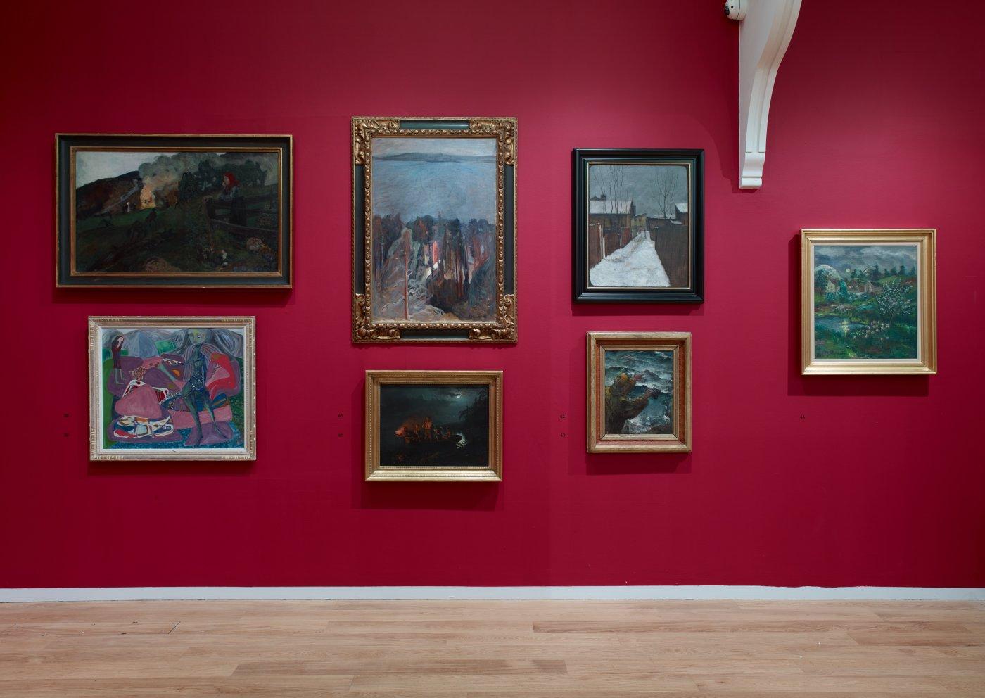 Whitechapel Gallery Christen Sveaas Art Collection 7