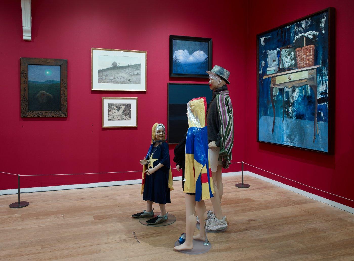 Whitechapel Gallery Christen Sveaas Art Collection 8
