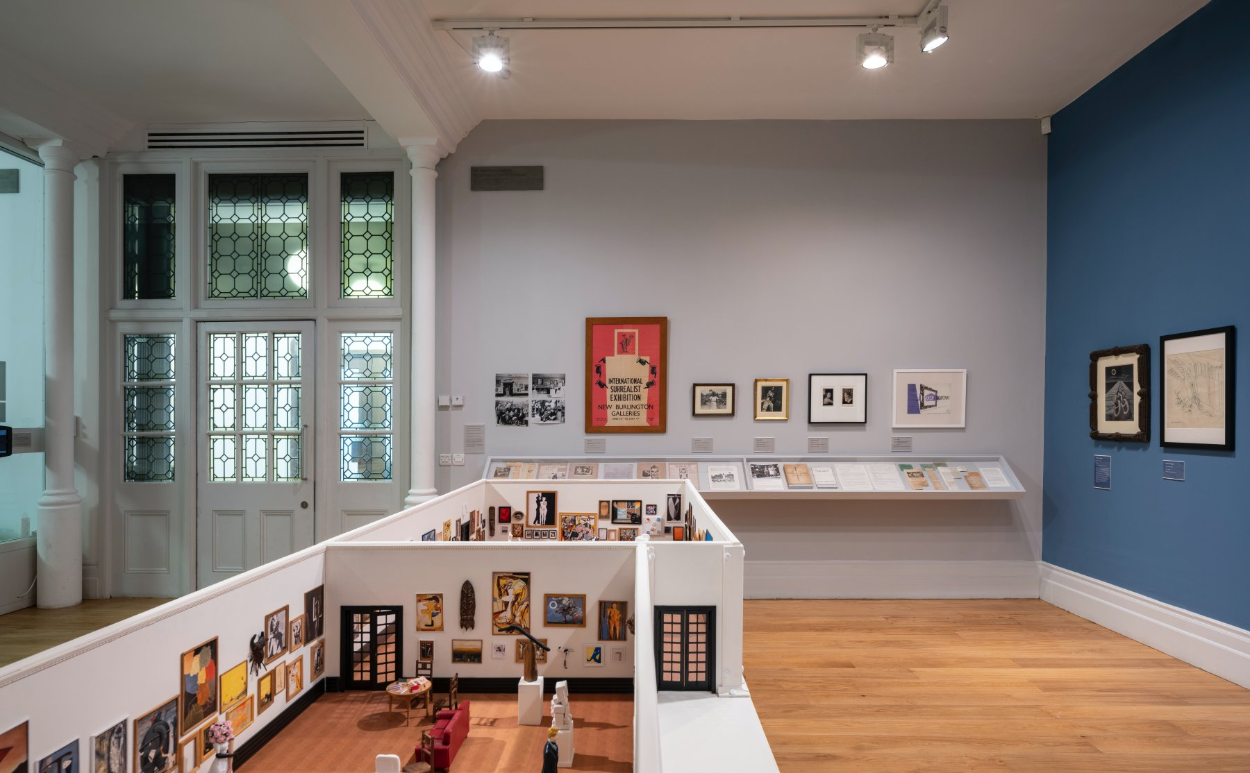 Whitechapel Gallery Phantoms of Surrealism 1